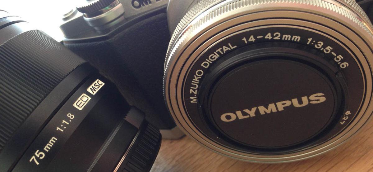 Olympus OMD e10